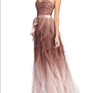 8f9af665ff4 ... ISO Penny ombre glitter tendril ball gown ...